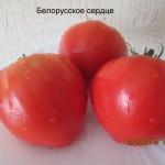 белорусское сердце